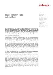 PDF, 163 KB - Stilwerk