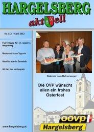 Ausgabe April 2012 - Hargelsberg Aktuell