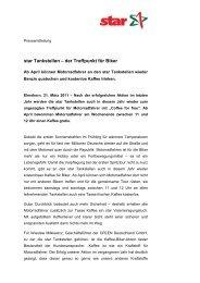 PDF: star Tankstellen – der Treffpunkt für Biker - ORLEN Deutschland
