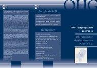 OHG - Vortragsflyer Winter 2012-2013 - Oberhessischer ...