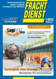LogiMAT - Frachtdienst-online.de