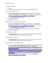 1. Medical Language, 2/E, Author: Susan M. Turley, MA, BSN, RN ...
