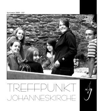 Treffpunkt 157 - Johanneskirche