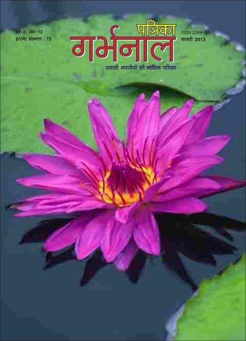 NRI Newsletter In Hindi - Thisismyindia.com