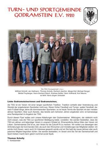 TSG - Broschüre - 21. März 2012.indd - TSG Godramstein 1920 eV