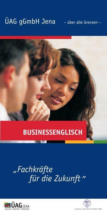 Business Englisch - ÜAG Jena