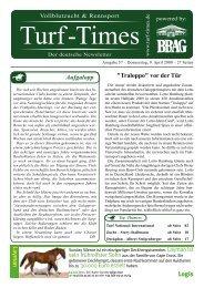 Laym an - Turf-Times Deutschland