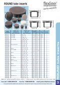 Flexliner - Tube Inserts - Page 5