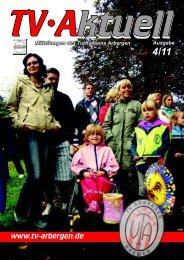 TVAktuell 2011-4.pdf - TV Arbergen von 1893 eV