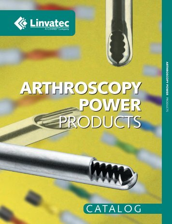 arthroscopy power