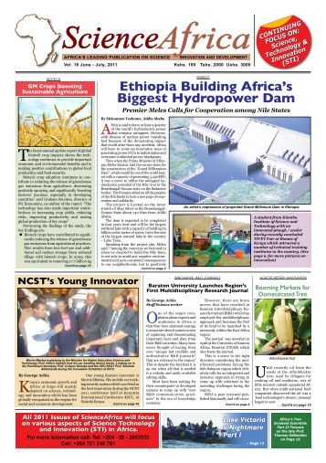 Ethiopia Building Africa's Biggest Hydropower Dam - World ...
