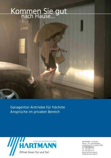 Download Prospekt (PDF) - Hartmann & Co AG