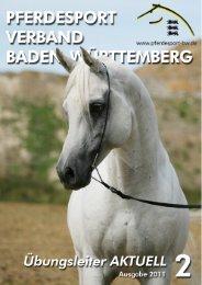 Ausgabe 02/2011 - Württembergischer Pferdesportverband eV