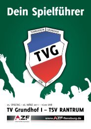 TV Grundhof I – TSV RANTRUM