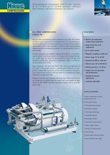 ATEX - HAUG Kompressoren AG
