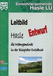 Heiligkreuz Tourismus - Gemeinde Hasle LU