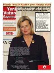 Layout 1 (Page 1) - Yeni Vatan Gazetesi Online
