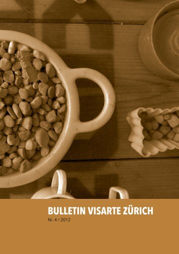 Bulletin 2012/04 - visarte zürich