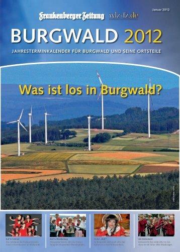 BURGWALD 2012