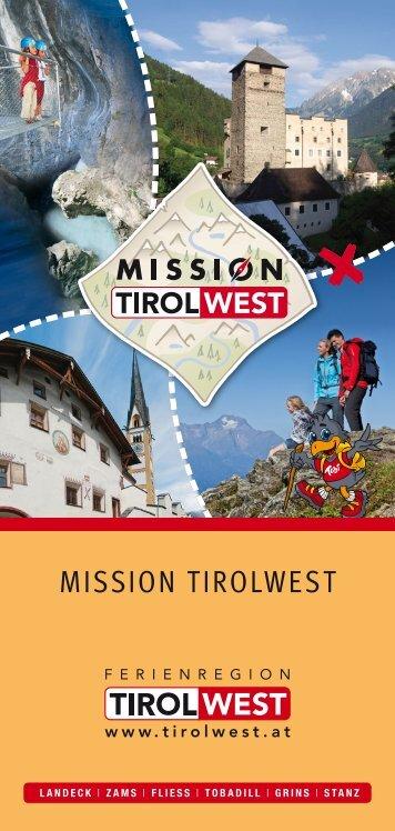 MISSION TIROLWEST