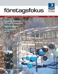 Företagsfokus nr 1 2012.pdf - Trosa kommun
