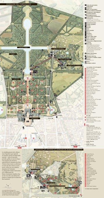 Histoire des arts les jardins du chateau de versailles - Effroyables jardins histoire des arts ...