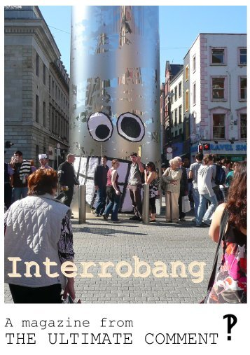 Interrobang - The Ultimate Comment