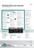 Stadtquartiere der Zukunft - Technische Universität Berlin - Page 6