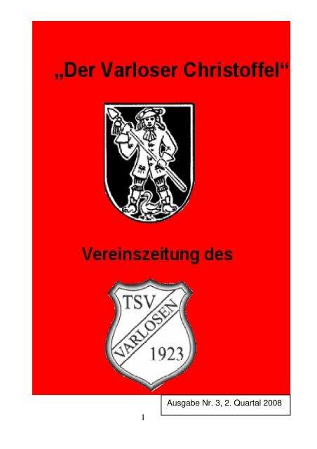 Vereinszeitung Nr. 3, 2. Quartal 2008 - Varloser Crosslauf