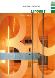 Lippert Katalog Türstationen