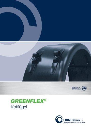 GREENFLEX® - HBN-Teknik A/S