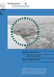 Projektbericht - Marktgemeinde Ottensheim - Land Oberösterreich
