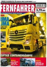 Pressebericht Download - Klekamp Nutzfahrzeuge GmbH
