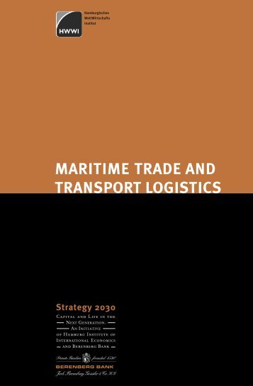 Maritime Trade and Transport - HWWI