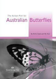 The Action Plan for Australian Butterflies ( PDF - 2177