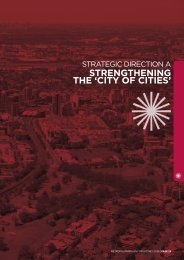 strengthening the 'city of cities' - Metropolitan Plan for Sydney 2036 ...