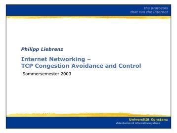 Philipp Liebrenz - Universität Konstanz