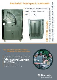 Insulated Transport Container SC-1000.pdf - Military Systems ...