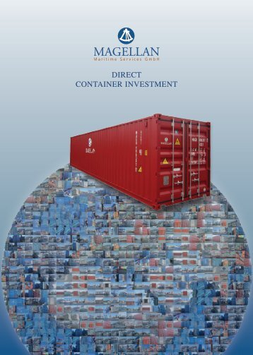 DIRECT CONTAINER INVESTMENT - Magellan-Maritime