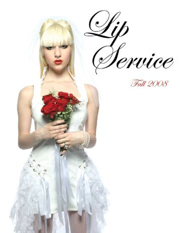 download pdf of this catalog - Lip Service