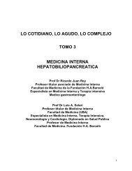 SINDROME DE INSUFICIENCIA HEPATICA - Fundación Barceló