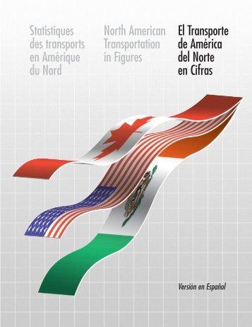 El Transporte de América del Norte en Cifras - Census Bureau
