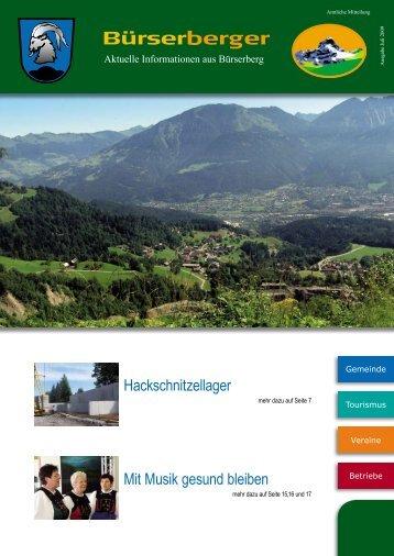 klicken um PDF zu öffnen - Gemeinde Bürserberg