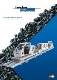 Sistemas de transporte - Becker-Warkop Sp. z oo