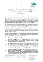 Download der AGB - gsb Sonderabfall-Entsorgung Bayern GmbH