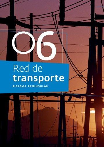6.-Red de transporte. - Red Eléctrica de España