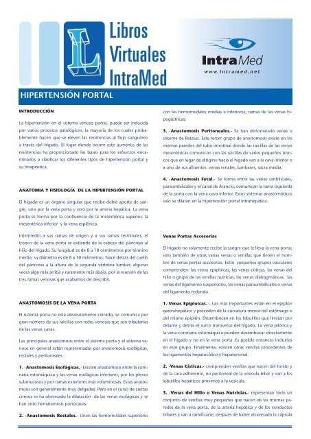 Hipertensión portal mecanismo mecanismo betabloqueante icd-9