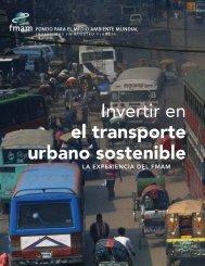 Invertir en el transporte urbano sostenible - Global Environment ...