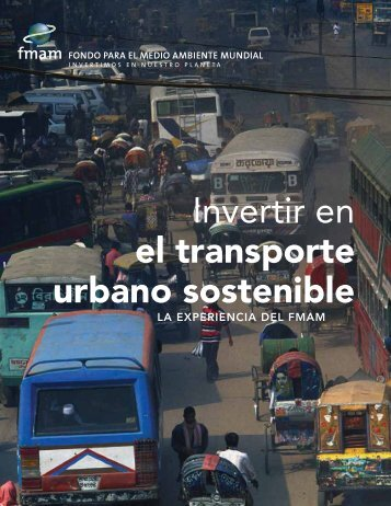 Invertir en el transporte urbano sostenible - Global Environment ...