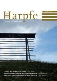 Karl von Lutterotti und die Harpfe